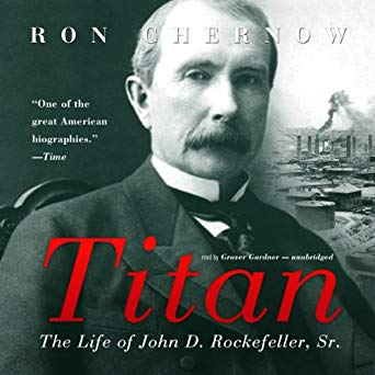 John D Rockefeller Sr. Biography Review